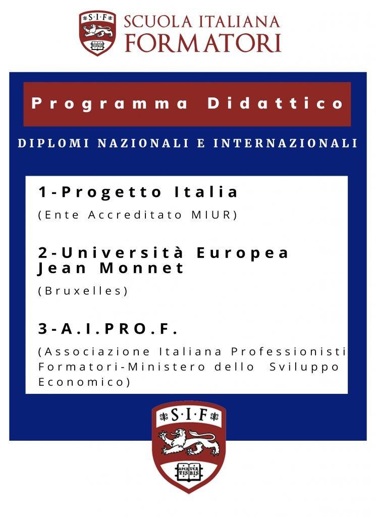 Master Formazione Formatori-Scuola Italiana Formatori Roma